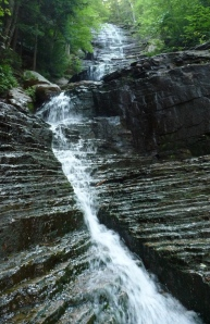 Lye Brook Falls Image