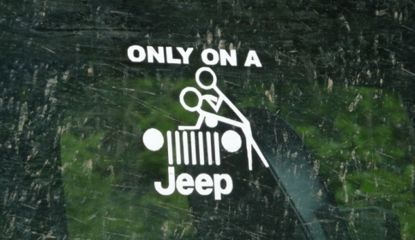 Only on a Jeep Image