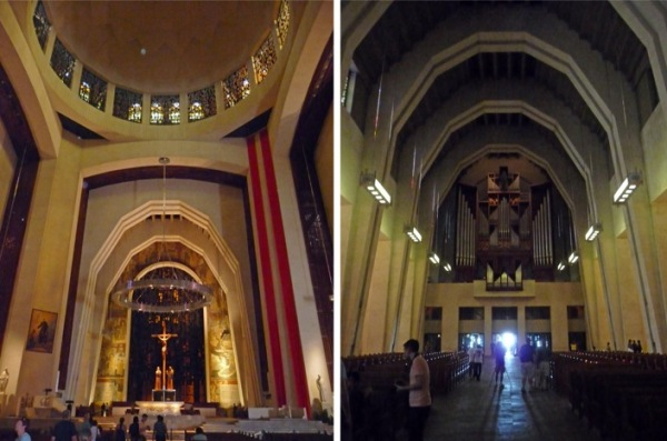 St Joseph's Oratory Interior Image