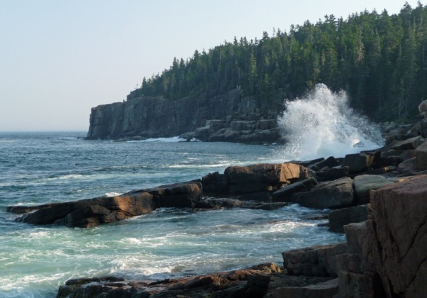 Otter Cliff, Acadia National Park
