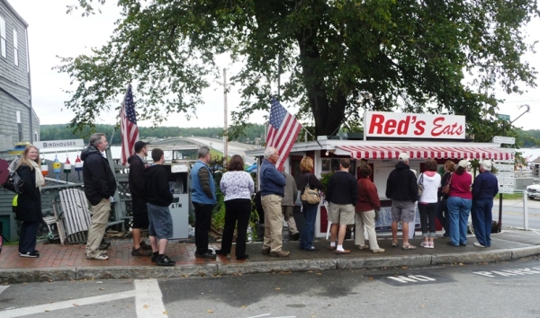 Red's Eats, Wiscasset, Maine