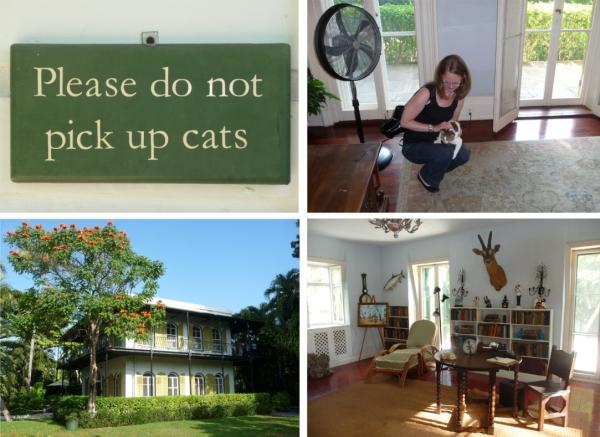 Ernest Hemingway House, Key West Florida
