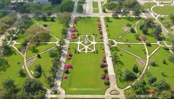 Baton Rouge State Capitol Park