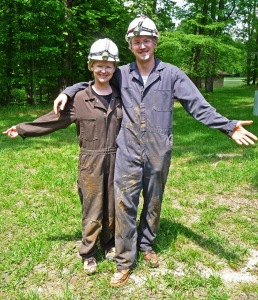 Introduction to Caving Tour, Mammoth Cave