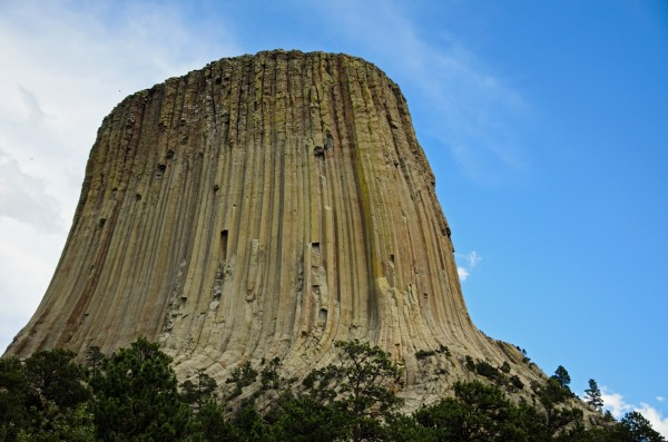 Devils Tower Daylight